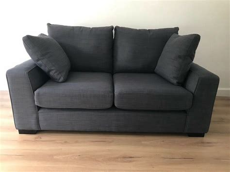 Next Settee by Grey Next Sofa In Broughty Ferry Dundee Gumtree