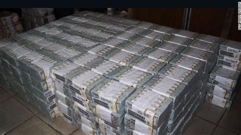 nigerias anti corruption unit finds  million cash