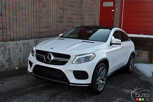 Gle 350d 4matic : 2016 mercedes gle coupe boldly takes on the x6 car reviews auto123 ~ Accommodationitalianriviera.info Avis de Voitures