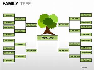 family tree powerpoint presentation templates With powerpoint genealogy template