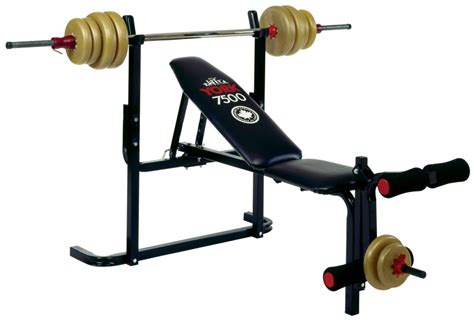 Bench Press At Home by 7500 Bench Press Machine Home Equipment York Barbell