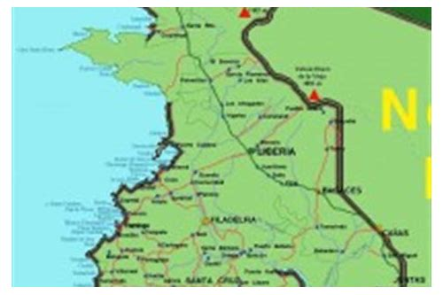 baixar mapa de liberia guanacaste