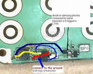 Nokia 1110i Light Problem Solution With Samsung Diode