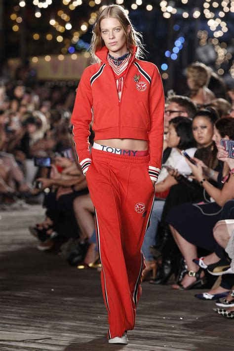 tommy hilfiger fall winter   womens collection