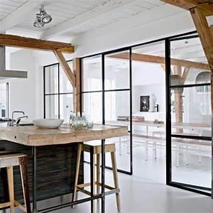 Verrière Intérieure Ikea : la verri re d int rieur une vraie tendance en 40 images ~ Melissatoandfro.com Idées de Décoration