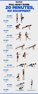 52 Intense Home Workouts To Lose Weight Fast With Absolutely No Equipment   U2013 Trimmedandtoned