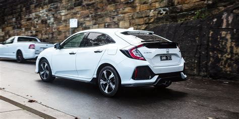 Honda Civic by 2017 Honda Civic Rs Hatch Review Term Report Four