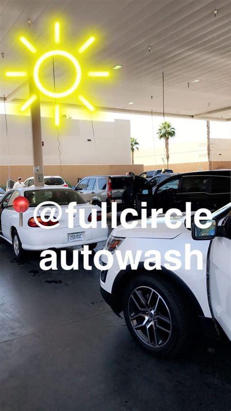full circle auto wash mesa    reviews