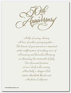 invitation 50th anniversary wording choice image With 50th wedding anniversary invitation wording