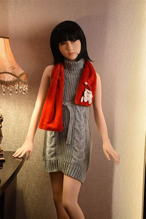 China Perfect Skinny Flat Chest Sex Doll Connie 158cm