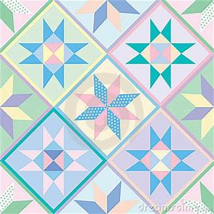 Quilt Pattern Clipart - ClipartXtras