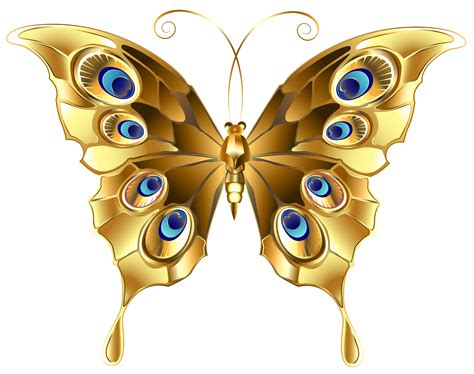 gold butterfly png clip art image gallery yopriceville