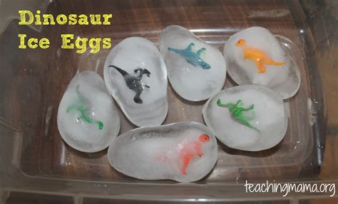 dinosaur eggs teaching 743 | Dinosaur Ice