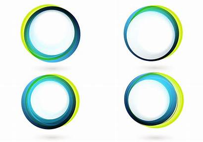 Circle Vector Banner Colorful Pack Photoshop Vectors