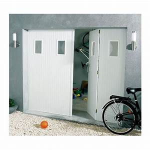 Porte de garage sectionnelle avec porte pvc accordeon for Porte de garage sectionnelle avec porte accordéon pvc