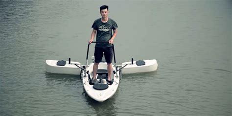 stand  kayak   fishermans dream