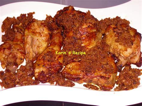 Walaupun begitu, belajar teknik yang benar adalah salah satu cara yang tepat. Karin's Recipe: Ayam Goreng Bumbu Lengkuas (Galangal Fried Chicken)