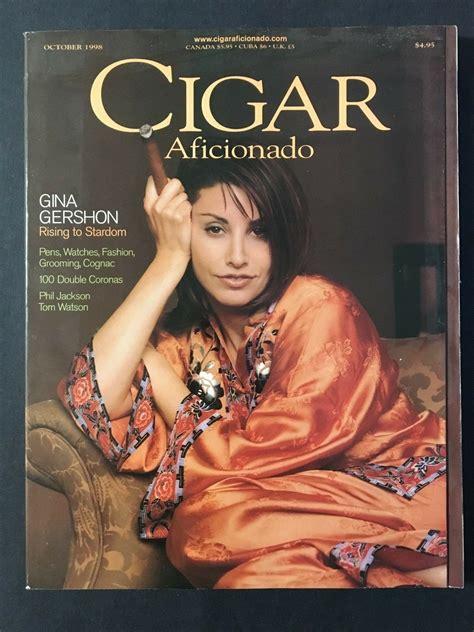 28 Vintage Cigar Aficionado Magazine cover pages ...