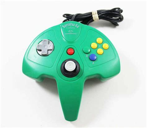 nintendo 64 colors nintendo 64 n64 green pad 64 colors by performance