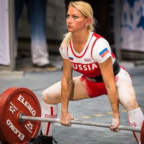 Flashback Friday Inna Filimonova Smokes A 419 Pound World