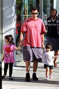 Adam Sandler Out with His Daughters in Beverly Hills 1 of ...
