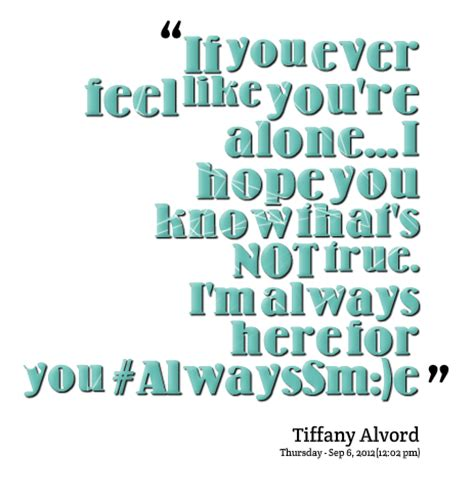 Im Always Here You Quotes