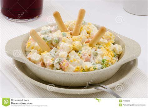 cuisine espagnole tapas cuisine espagnole salade russe rusa d 39 ensaladilla photo