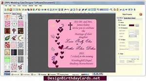 Wedding invitation card making software free download for Wedding invitation card making software free download