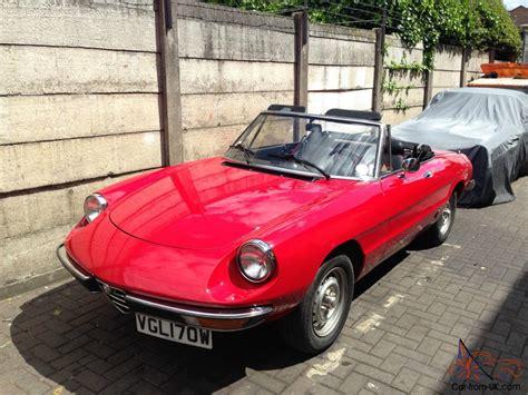 1980 Alfa Romeo Spider 20 Limited Edition