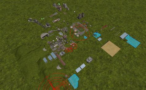 map fs17 blank 4fach starter map with models and more fs 17 farming simulator 17 mod fs 2017 mod