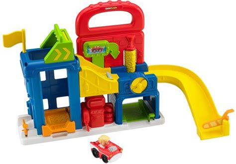 Bolcom  Fisherprice Little People Wheelies Garage