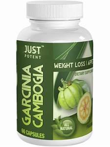 Just Potent Pharmaceutical Grade Garcinia Cambogia 65  Hca 1000mg