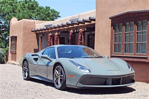 Grey 488 I Spotted In Santa Fe New Mexico