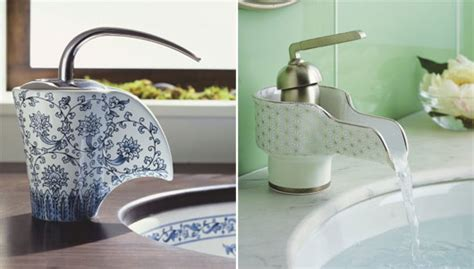Decorative Bathroom Faucets From Kohler