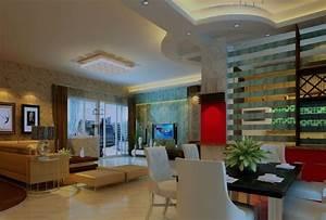 Indirekte Beleuchtung Wohnzimmer Wand : indirekte beleuchtung ideen wie sie dem raum licht und charme verleihen ~ Sanjose-hotels-ca.com Haus und Dekorationen