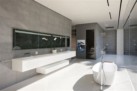 Open Bathroom Concept for Master Bedroom   Smooth Decorator