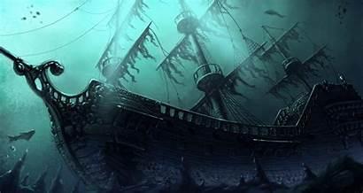 Cool Underwater Desktop Craft Ship Pirate Wallpapers