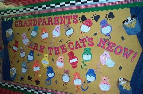Grandparents Are The Cat's Meow