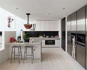 30 Monochrome Kitchen Design Ideas  U2013 The Wow Style