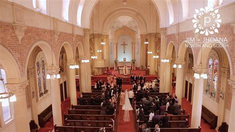 st michaels church wedding venue auckland youtube