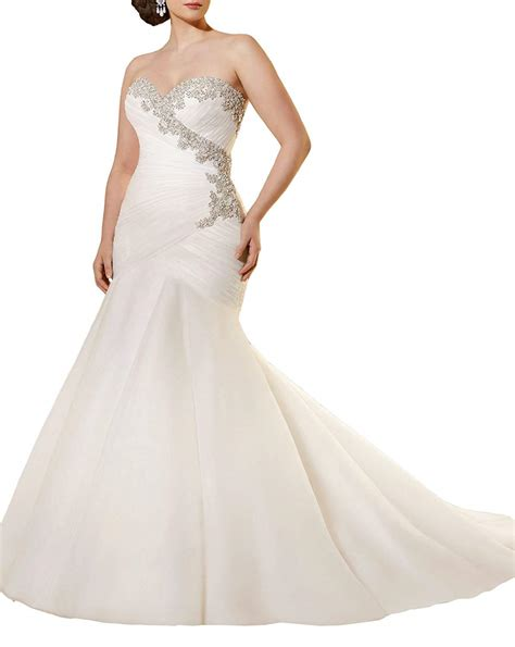 top   cheap  size wedding dresses heavycom