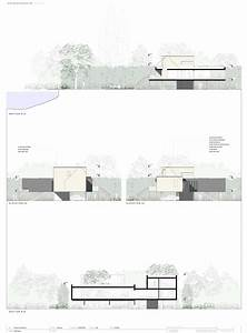 Philip Johnson Glass House Plans And Sections - Escortsea