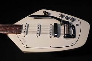 Vox Phantom Xii 1964 White Guitar For Sale Vintage Guitars