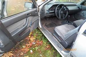 1987 Honda Accord Hatchback Manual 5spd For Sale