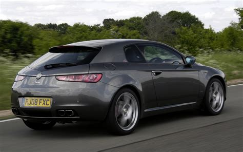 alfa romeo brera photos informations articles