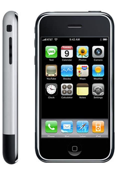1st gen iphone june 29 2007 apple releases 1st gen iphone edge day 1st g