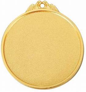 Gold blank medal for sale – Blank medal manufacturer from ...