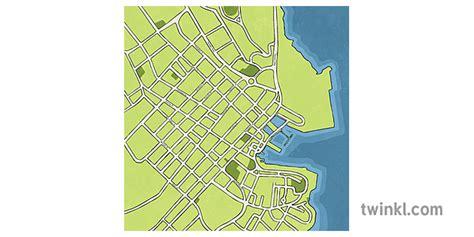 hobarta karte galvaspilsēta tasmānija austrālija ...