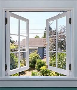 Fenêtre à L Anglaise : les diff rents types d ouverture de fen tre univerture ~ Premium-room.com Idées de Décoration