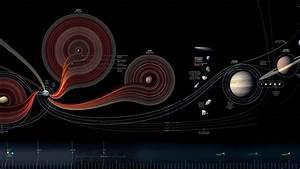 Planets Diagram - Space Wallpaper  27962920